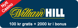 William Hill Mobilcasino