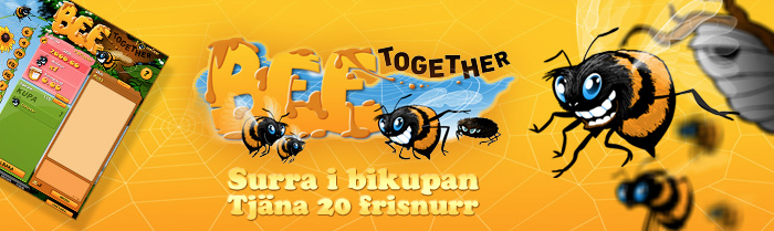 bee together 2 free spins