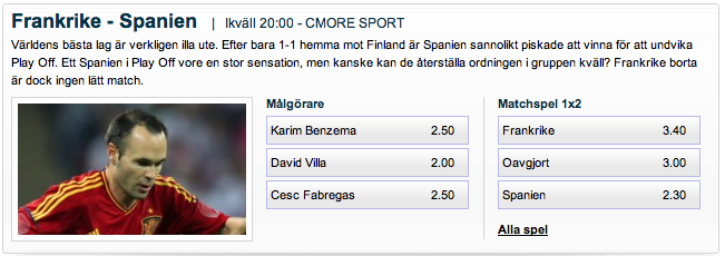 william hill frankrike spanien