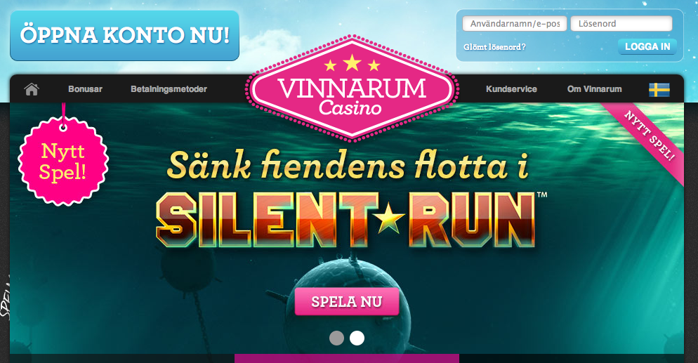 silent run top 10 listan smartphone casino
