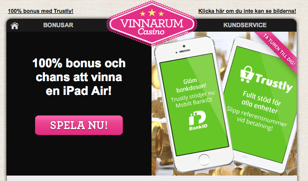vinnarum ipad air